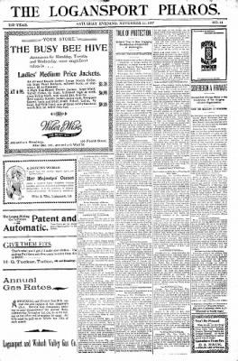 Logansport Pharos-Tribune from Logansport, Indiana on November 13, 1897 · Page 17