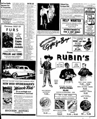 Naugatuck Daily News from Naugatuck, Connecticut on December 13, 1949 · Page 5