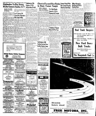 Naugatuck Daily News from Naugatuck, Connecticut on December 14, 1949 · Page 4