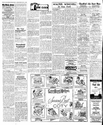 Naugatuck Daily News from Naugatuck, Connecticut on December 14, 1949 · Page 8
