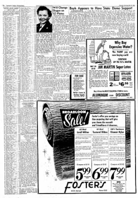 Logansport Pharos-Tribune from Logansport, Indiana on May 17, 1962 · Page 6
