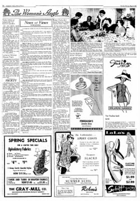 Logansport Pharos-Tribune from Logansport, Indiana on May 17, 1962 · Page 10