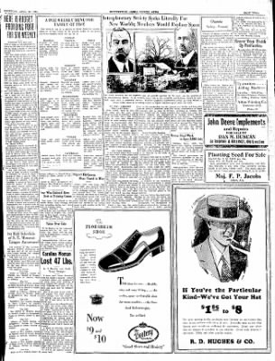 The Courier News from Blytheville, Arkansas on April 30, 1931 · Page 3