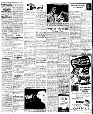 Naugatuck Daily News from Naugatuck, Connecticut on December 16, 1949 · Page 8