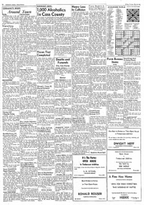 Logansport Pharos-Tribune from Logansport, Indiana on May 18, 1962 · Page 6