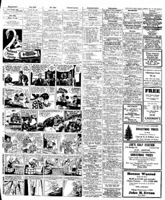 Naugatuck Daily News from Naugatuck, Connecticut on December 16, 1949 · Page 12