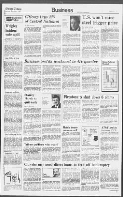 Chicago Tribune from Chicago, Illinois on March 20, 1980 · 61