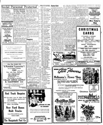 Naugatuck Daily News from Naugatuck, Connecticut on December 17, 1949 · Page 3