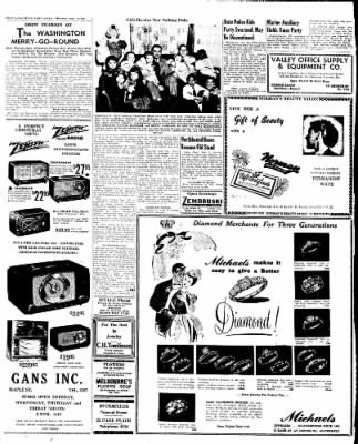 Naugatuck Daily News from Naugatuck, Connecticut on December 19, 1949 · Page 2