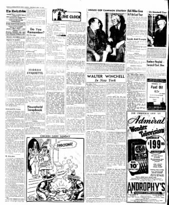Naugatuck Daily News from Naugatuck, Connecticut on December 19, 1949 · Page 8