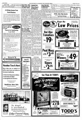 Logansport Pharos-Tribune from Logansport, Indiana on May 20, 1962 · Page 12