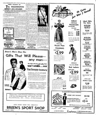 Naugatuck Daily News from Naugatuck, Connecticut on December 20, 1949 · Page 2