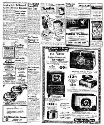 Naugatuck Daily News from Naugatuck, Connecticut on December 20, 1949 · Page 6
