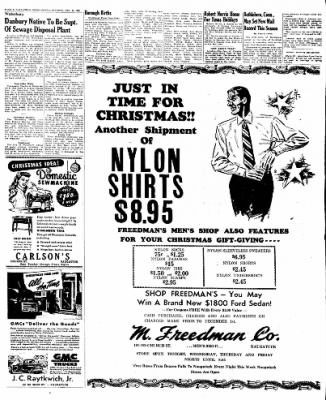 Naugatuck Daily News from Naugatuck, Connecticut on December 20, 1949 · Page 8