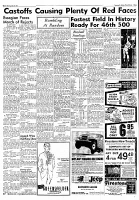 Logansport Pharos-Tribune from Logansport, Indiana on May 21, 1962 · Page 7