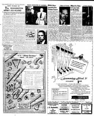 Naugatuck Daily News from Naugatuck, Connecticut on December 21, 1949 · Page 2