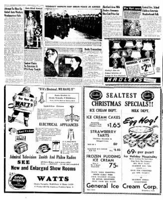 Naugatuck Daily News from Naugatuck, Connecticut on December 21, 1949 · Page 4