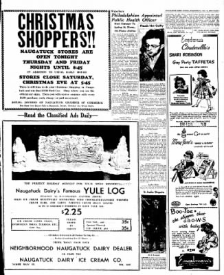 Naugatuck Daily News from Naugatuck, Connecticut on December 21, 1949 · Page 7