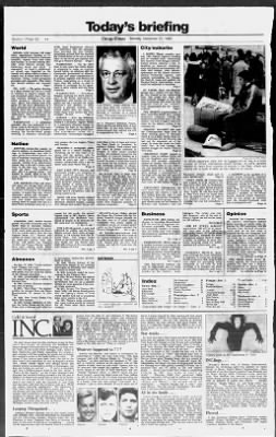 Chicago Tribune from Chicago, Illinois on December 27, 1982 · 8