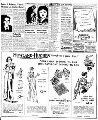 Naugatuck Daily News from Naugatuck, Connecticut on December 21, 1949 · Page 11