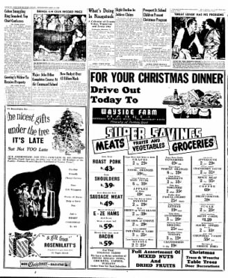 Naugatuck Daily News from Naugatuck, Connecticut on December 21, 1949 · Page 12