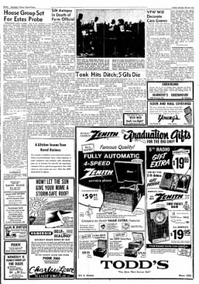 Logansport Pharos-Tribune from Logansport, Indiana on May 22, 1962 · Page 12