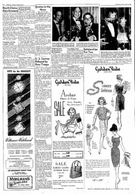 Logansport Pharos-Tribune from Logansport, Indiana on May 23, 1962 · Page 2