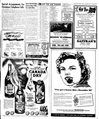 Naugatuck Daily News from Naugatuck, Connecticut on December 22, 1949 · Page 9