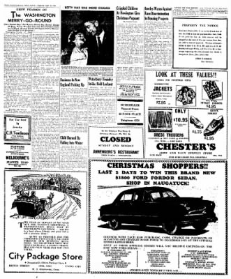 Naugatuck Daily News from Naugatuck, Connecticut on December 23, 1949 · Page 2