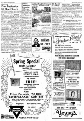 Logansport Pharos-Tribune from Logansport, Indiana on May 24, 1962 · Page 2