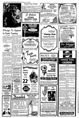 The Lawton Constitution And Morning Press from Lawton, Oklahoma on February 18, 1973 · Page 49