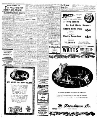Naugatuck Daily News from Naugatuck, Connecticut on December 24, 1949 · Page 2