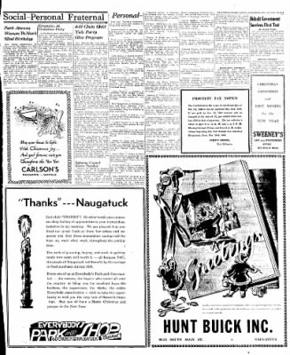 Naugatuck Daily News from Naugatuck, Connecticut on December 24, 1949 · Page 3