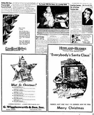 Naugatuck Daily News from Naugatuck, Connecticut on December 24, 1949 · Page 9