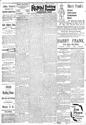Logansport Pharos-Tribune from Logansport, Indiana on February 28, 1895 · Page 4