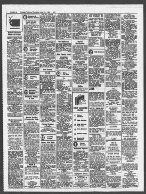 chicago tribune from chicago illinois on june 21 1984 194