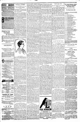 Logansport Pharos-Tribune from Logansport, Indiana on November 13, 1897 · Page 23