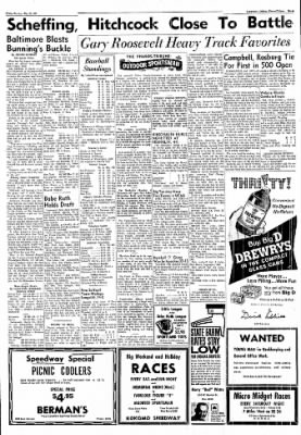 Logansport Pharos-Tribune from Logansport, Indiana on May 25, 1962 · Page 7