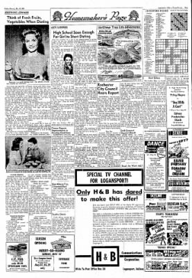 Logansport Pharos-Tribune from Logansport, Indiana on May 25, 1962 · Page 9