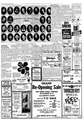 Logansport Pharos-Tribune from Logansport, Indiana on May 25, 1962 · Page 10