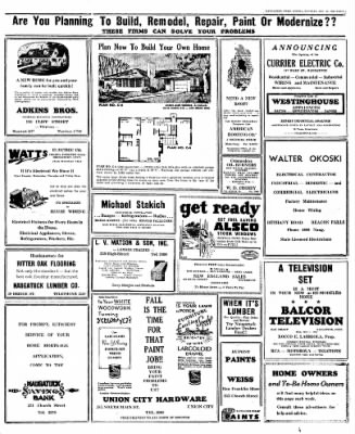 Naugatuck Daily News from Naugatuck, Connecticut on December 27, 1949 · Page 5
