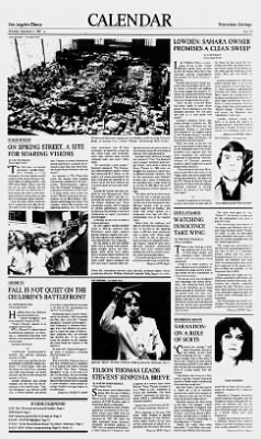 The Los Angeles Times from Los Angeles, California on September 2, 1982 · 120