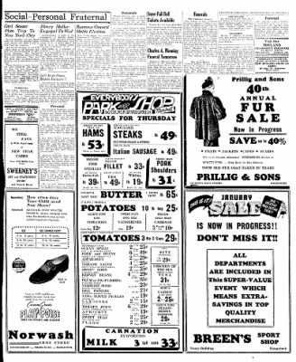 Naugatuck Daily News from Naugatuck, Connecticut on December 28, 1949 · Page 3