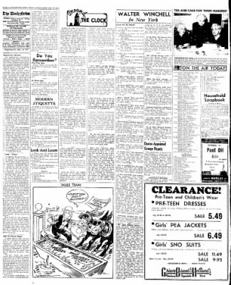 Naugatuck Daily News from Naugatuck, Connecticut on December 28, 1949 · Page 4