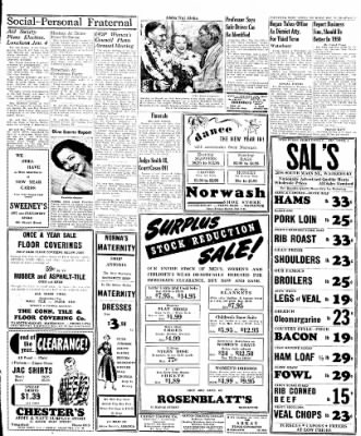 Naugatuck Daily News from Naugatuck, Connecticut on December 29, 1949 · Page 3