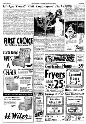 Logansport Pharos-Tribune from ,  on May 27, 1962 · Page 13