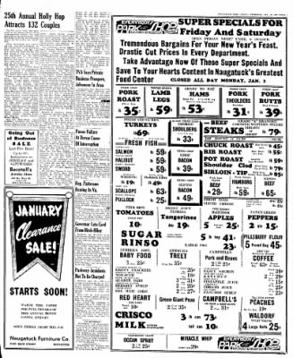 Naugatuck Daily News from Naugatuck, Connecticut on December 29, 1949 · Page 5