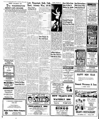 Naugatuck Daily News from Naugatuck, Connecticut on December 31, 1949 · Page 2