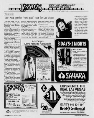 The Los Angeles Times from Los Angeles, California on January 6, 1985 · 434