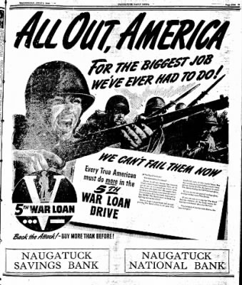 Naugatuck Daily News from Naugatuck, Connecticut on July 5, 1944 · Page 5